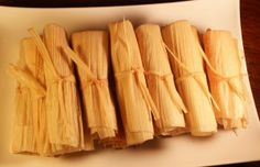 Chicken Tamales - Johnny Prep - The Soup Guy - Recipes, Videos, Classes