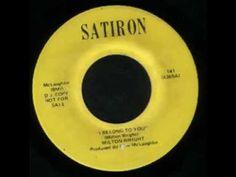 Noerthern Soul - Milton Wright - I Belong To You