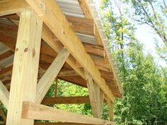 How to Build a 12x20 Cabin on a Budget : 15 Steps (with Pictures) - Instructables Building A Small Cabin, Building A Shed, Building Plans, Building Art, Building Designs, Shed Construction, Cheap Sheds, Diy Cabin, Large Sheds