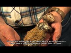 The oldest (first) writing sistem in the World found in ROMANIA Tartaria clay tablets - YouTube
