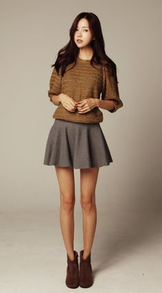 All sweaters in internet just make me envy‼ Just if Indonesia have four season ☼