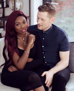 Look at these cuties  #mymdating #love #relationshipgoals #patriciabright #interracialcouple #Love #WMBW #BWWM Find your #InterracialMatch Here interracial-dating-sites.com