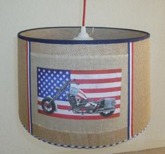 Great lamp for a boys room