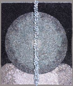 Pebble Stone, Stone Mosaic