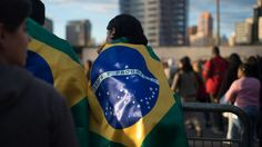For a better Brazil. Let's go ! Let's protest !