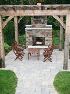 Backyard Fire Pit Design, Pictures, Remodel, Decor and Ideas - page 4