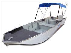 Aluminum Jon Boat Plans- With A Semi Vee Design By Aluminum Boat Plans