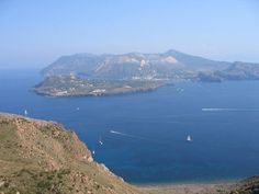 Isole Eolie (Aeolian Islands), Italy