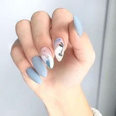 Find trendy DIY nail art tutorials for all skill levels. Now you can learn how to get creative manicured nails with step-by-step DIY nail art picture guides. Best Acrylic Nails, Acrylic Nail Designs, Nail Art Designs, Simple Nail Designs, Grunge Nails, Swag Nails, Picasso Nails, Subtle Nails, Nagellack Trends