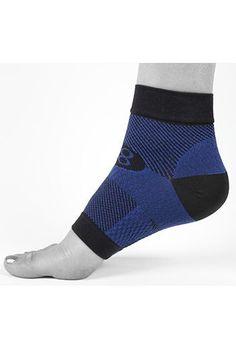Strømpe mod hælspore PF8™– giver en helt unik kompressionsbehandling til ømme fødder. Strømpen er designet med otte forskellige kompressionszoner rundt om foden og fodleddet for ekstra effektiv retningsbestemt kompressionsbehandling af foden, hælen og vristen.