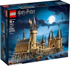 Lego 75956 Harry Potter sorciers Sport Quidditch jeux match Building Toy Set