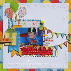 Searchsku: Make a Wish *My Creative Scrapbook*