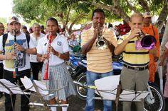 Banda municipal Calamar