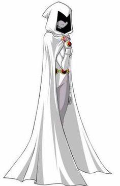Raven blanca