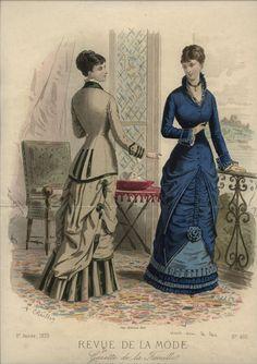 Revue de la Mode 1879
