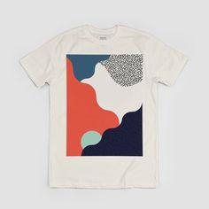 ♂ Nice Cream  T-shirt  (by  Aristote Truffaut)  -  Cream via MAMAMA. Click on the image to see more!