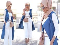 soha mt hijab style- Casual chic hijab 2016 http://www.justtrendygirls.com/casual-chic-hijab-2016/