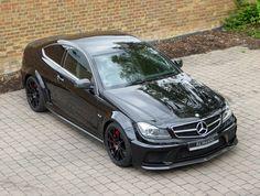 2012/12 Mercedes C63 BlackSeries   Obsidian Black