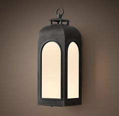 Duomo Sconce · Outdoor SconcesOutdoor LightingWall LightingRestoration  HardwareCathedralsCatalogBack ...