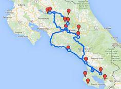 Costa Rica - Roadtrip Guide