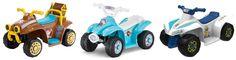 Frozen, Jake, and Minion Battery Powered Ride-On Quad Only $39 (Was $79) - http://www.swaggrabber.com/?p=312282