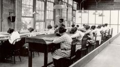 """ARTICLE - History of the """"radium girls"""" - In the 1920s, working-class women were hired to paint radium onto glowing watch dials — and told to sharpen the brush with their lips. Dozens died within a few years, but Keane quit, and survived."""