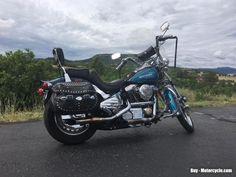 1991 Harley-Davidson Softail #harleydavidson #softail #forsale #canada