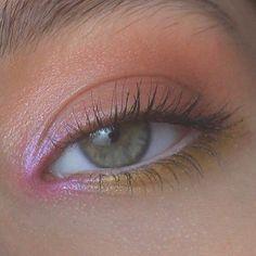 eye makeup for brown eyes . eye makeup for blue eyes . eye makeup tips . eye makeup tutorial for beginners Makeup Eye Looks, Cute Makeup, Pretty Makeup, Pink Makeup, Cheap Makeup, Glossy Makeup, Glitter Makeup, Simple Makeup, Soft Eye Makeup