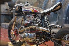 The 2014 Cosmic Nozems Motorshow - part 11 - Ed Turner