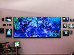 Microsoft desenvolve maior TV do planeta, com 120 polegadas