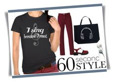 """""""I Sing Because I Must !"""" by patricia-dimmick ❤ liked on Polyvore"""