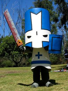 castle crashers cosplay | Flickr - Photo Sharing!