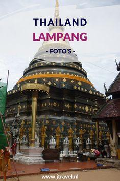 Een plaats die waarschijnlijk niet bij iedereen in reisroute is opgenomen is Lampang. Toch is deze plaats en vooral de Wat Phra That Lampang Luang zeer de moeite waard. Mijn foto's van deze tempel zie je hier. Kijk je mee? #lampang #thailand #fotos #jtravel #jtravelblog