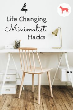 If you want to declutter and you don't know where to start, try these simple but effective ways to organize and start your minimalist lifestyle. When you have less to worry about, you naturally have a happier lifestyle and are more productive. You should read this if you're feeling overwhelmed and especially live in a small space like I do!