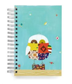 """Another lovely gift..     Notebook Ecojot, """"buy one, give one""""."""