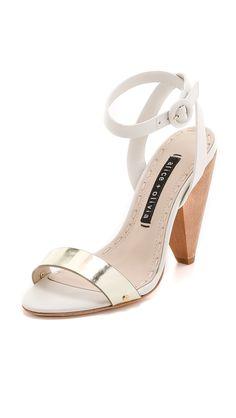 alice + olivia Cici Cone Heels