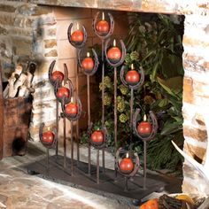 I would like this for my fireplace in the summer.  Could also make it for the FFA auction.