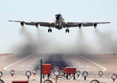 Lý do Mỹ bất ngờ điều máy bay đánh hơi hạt nhân tới gần Triều Tiên