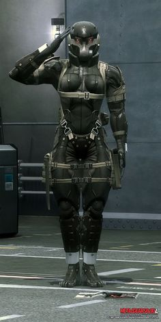 The boob bags are stupid but rest is really nice. Armadura Sci Fi, Cyberpunk Girl, Futuristic Armour, Female Armor, Sci Fi Armor, Future Soldier, Armor Concept, Concept Art, Suit Of Armor