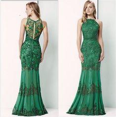 vestido-verde-longo-sem-manga-importado-para-madrinhas.jpg (450×455)