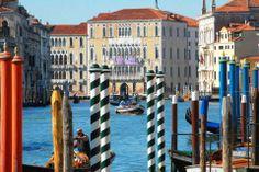 Bright sunny day in Venice, ahhhhh!! abeautifulwomaninvenice.com