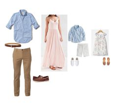 What to wear for family portrait pictures in the spring with kids | pastel portrait outfits | www.rebecca-richards.com