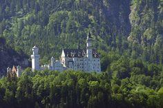 """Castelo de Neuschwanstein""."
