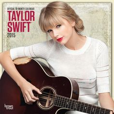 Check out the deal on 2014-2015 18 Month Calendar at Taylor Swift Official Online Store