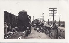 Glen Tay Wreck Feb 26th–1925 In 1925 just outside of Perth was the site of the Glen Tay Wreck. An eastboung train with boxcars full of paper and fish ran through an open switch and collided …