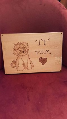 Check out this item in my Etsy shop https://www.etsy.com/uk/listing/565848903/tibetan-terrier-chopping-board-with