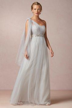 a gorgeous bridesmaid dress / jenny yoo for bhldn