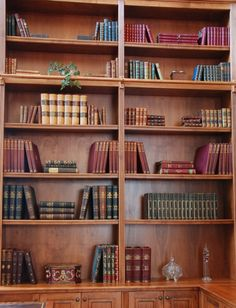 Simple and Modern Home Library Design: Spectacular Home Library Design Small Space Others Wooden Bookcase Great Simple And Unique House Libraries Design With Six Levels Shelves Furniture Inspiration ~ boholmain.com Home Office Design Inspiration