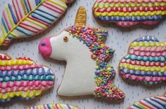 unicorns, by doctorcookies