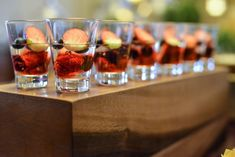 Fresh berries in a light juniper berry syrup will keep attendees energized. Juniper Berry, Marriott Hotels, Dim Sum, Afternoon Tea, Get Started, Jelly, Raspberry, Alcoholic Drinks, Berries